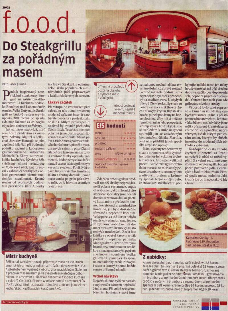 Steakgrill - Food