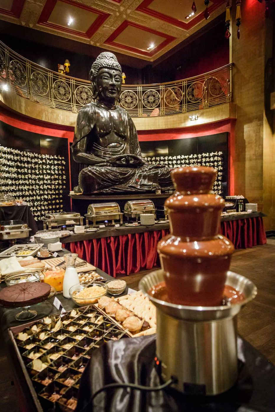 Buddha-Bar - brunch (shora)