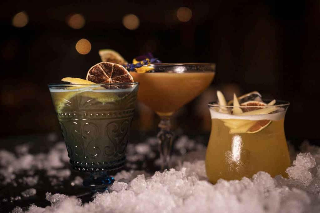Buddha-Bar - koktejly